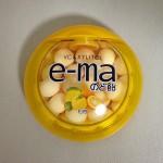 e-maのど飴は、ドラえもんで見た未来のお菓子