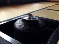 茶の湯の釜の音、松風