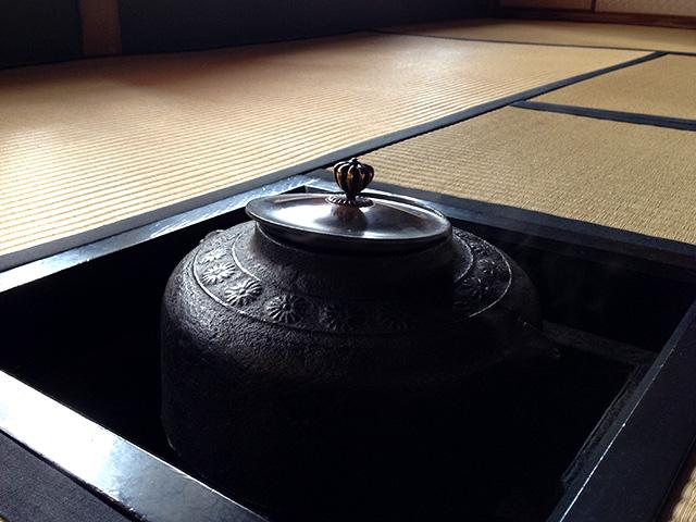 茶の湯における音 〜釜の沸く音、松風編〜