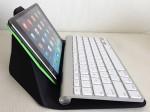 Incase のキーボードケース、折り紙ワークステーションがカッコイイ!iPad miniでも使えます。