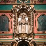 ニューメキシコにあるアメリカで最も古いマリア像「ラ・コンキスタドーラ」
