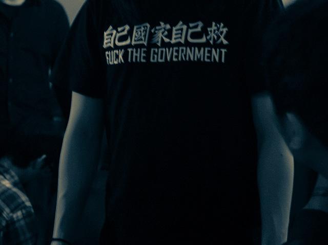 台湾のデモについてある台湾人に訊ねてみた