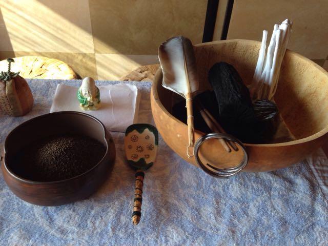 茶人の正月!炉開き2014